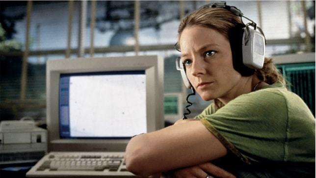 Le scénario du film de 1997 Contact est basé sur un scientifique du SETI qui trouve des preuves de la vie extraterrestre.