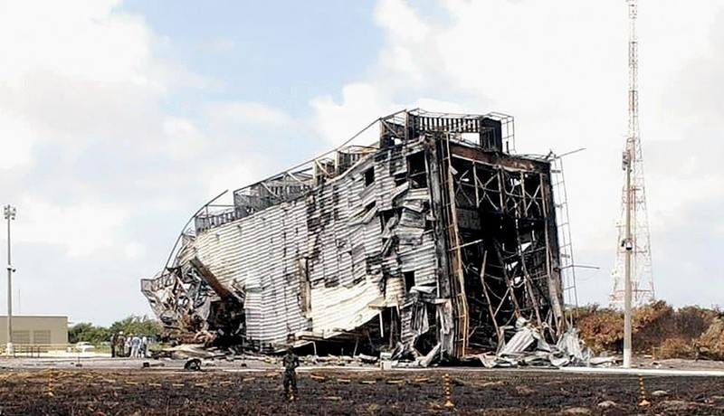The 2003 Alcântara VLS accident was a major setback to Brazil's space programme