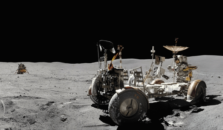 Management of the Moon – a model for engaging with planetary environments