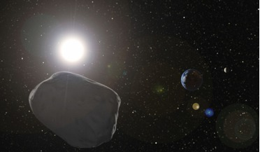 Article, asteroids, Catalina Sky Survey, NASA