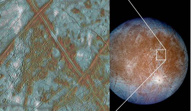 Brown University, energy in ice, Europa, icy moon, tidal dissipation