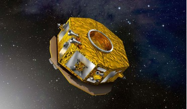 ESA, gold-platinum cubes, gravitational waves, LISA Pathfinder, test-masses