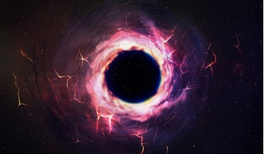 black holes, Very Large Telescope
