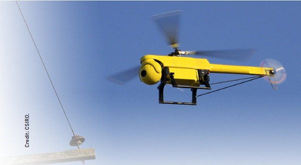 magazine drone