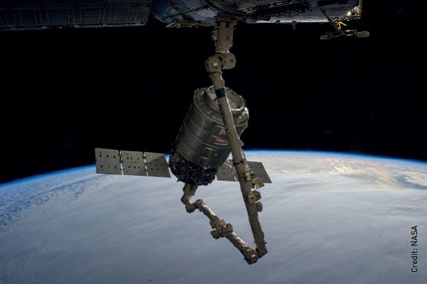 Commercial companies, such as Orbital Sciences Corp. now regularly re-supply the International Space Station.