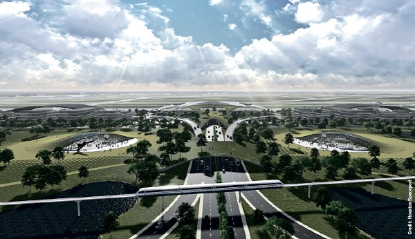 With design facilities and transport links to the USA's fourth largest city, Houston Spaceport is intended to attract both established aerospace companies and small start-ups.