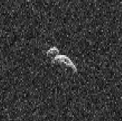 Near-Earth asteroid 2006 DP14