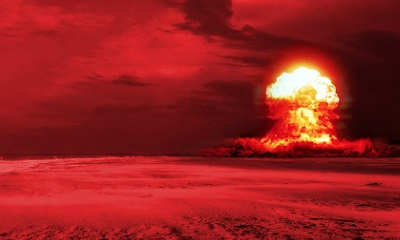 No military bases or weapons of mass destruction shall be put into orbit or anywhere beyond Earth